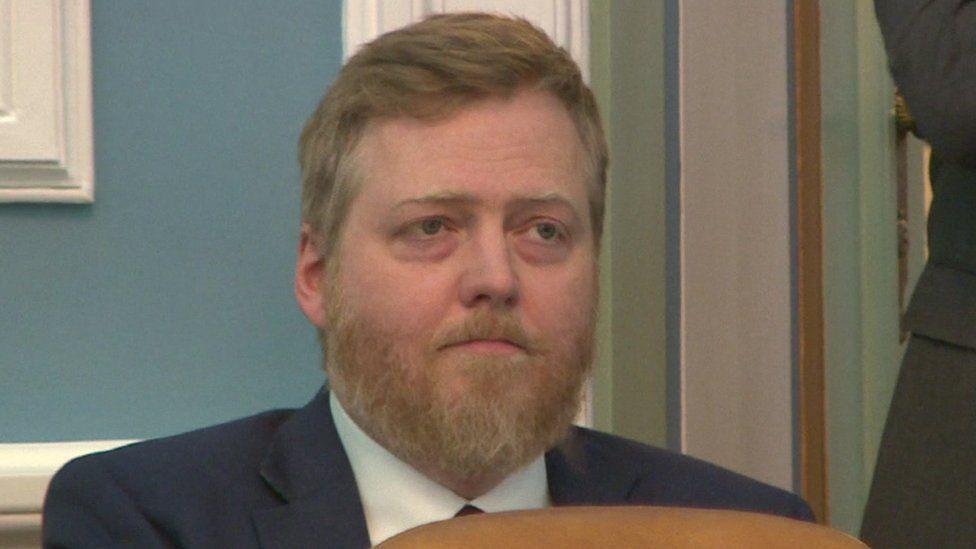 Ex-PM Sigmundur Gunnlaugsson