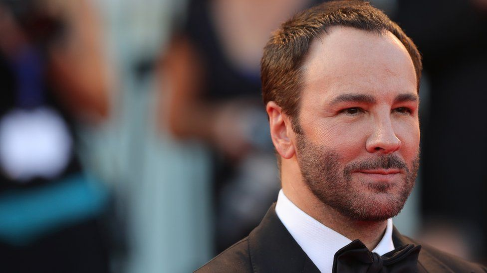 Tom Ford is a film director as well as a fashion designer