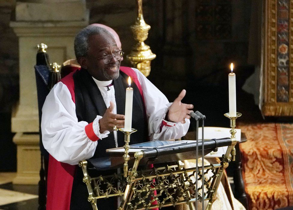 Most Rev Bishop Michael Curry