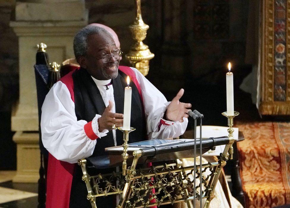 Наиболее Преподобный Епископ Майкл Карри