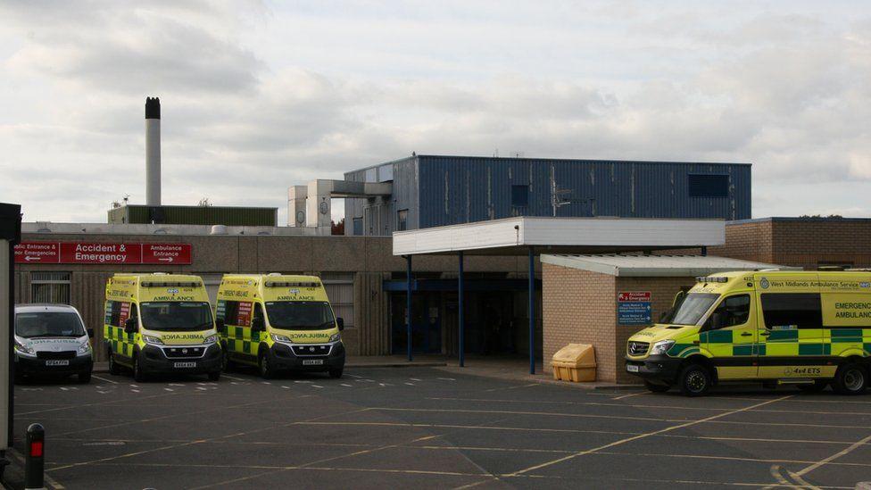 NHS Trust fined over Royal Shrewsbury asbestos exposure