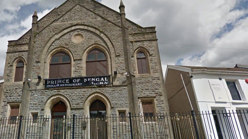 Prince of Bengal in Tonypandy