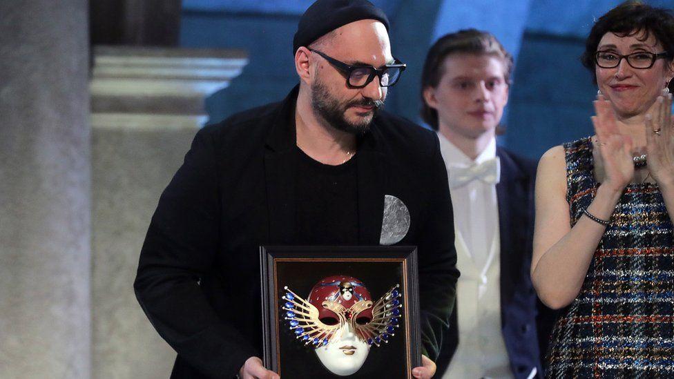 """Кириллу Серебренникову достались две """"Золотые маски"""""""