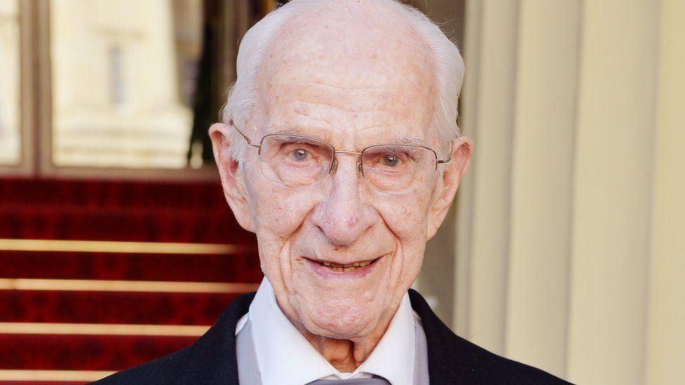 William Frankland in 2015