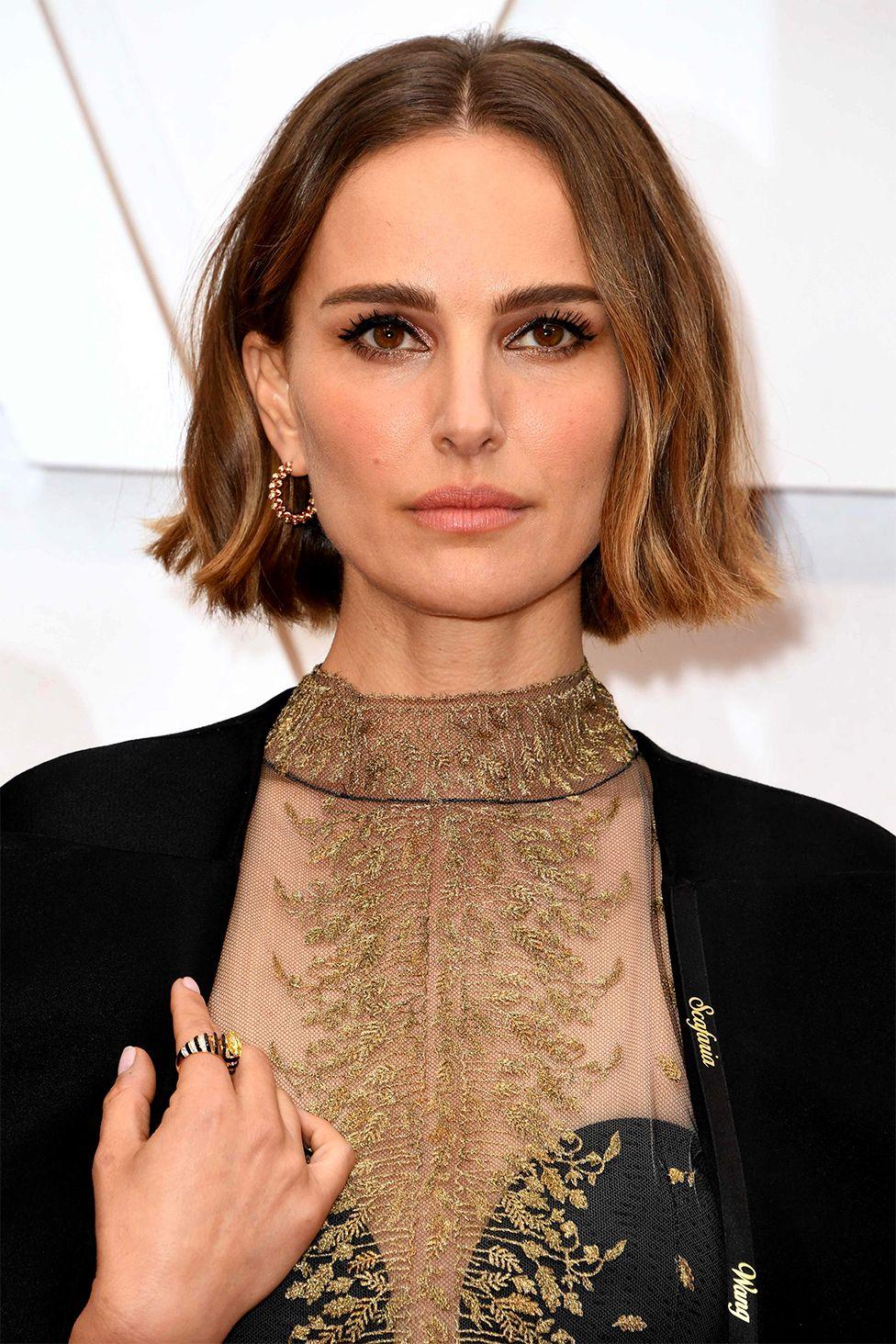 Natalie Portman on the red carpet