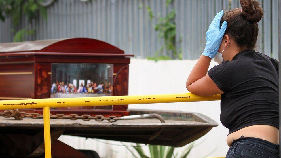 Ataúd en Guayaquil