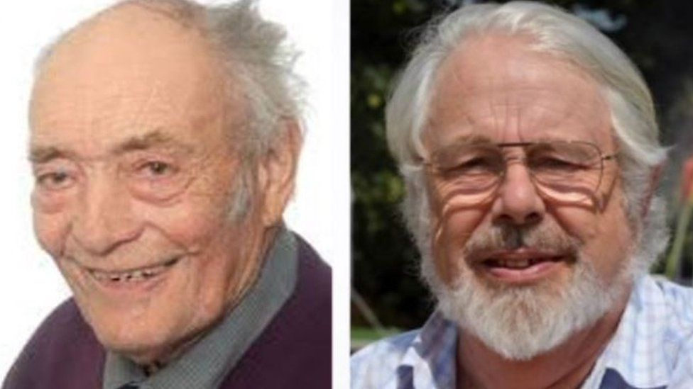 Peter Barnes and John Fielding