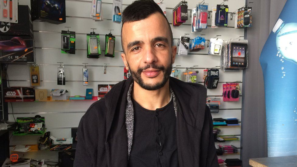 Klams, who runs a telephone repair shop in Mirail, a poor and largely immigrant suburb of Toulouse