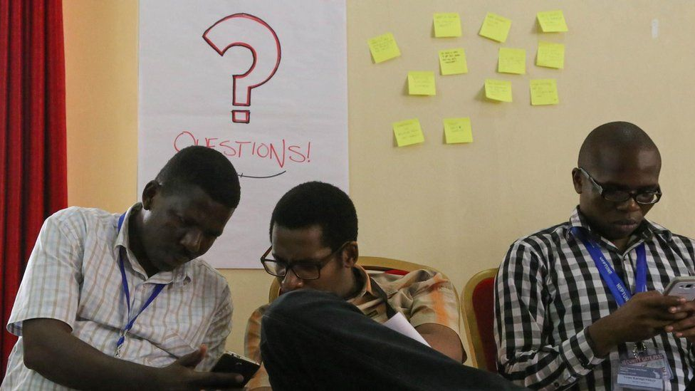 Digital skills workshop