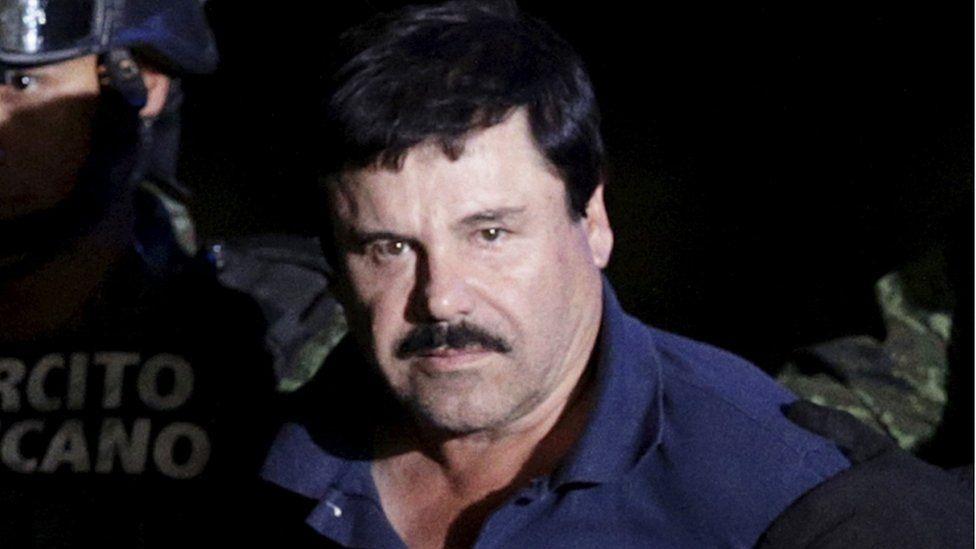 """Joaquin """"El Chapo"""" Guzman, file photo"""