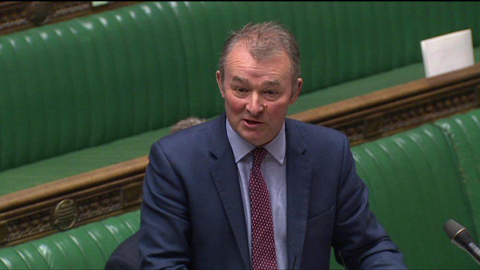 Welsh Secretary Simon Hart makes post-Brexit aid pledge