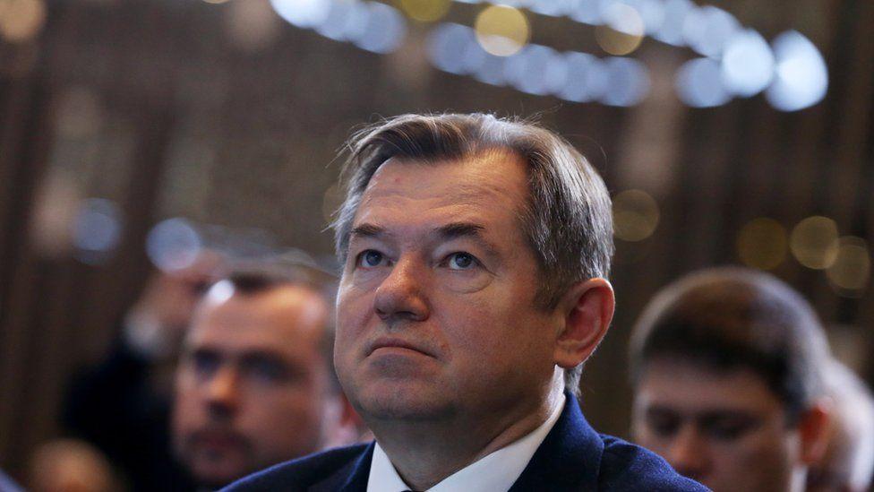 Советник президента Сергей Глазьев