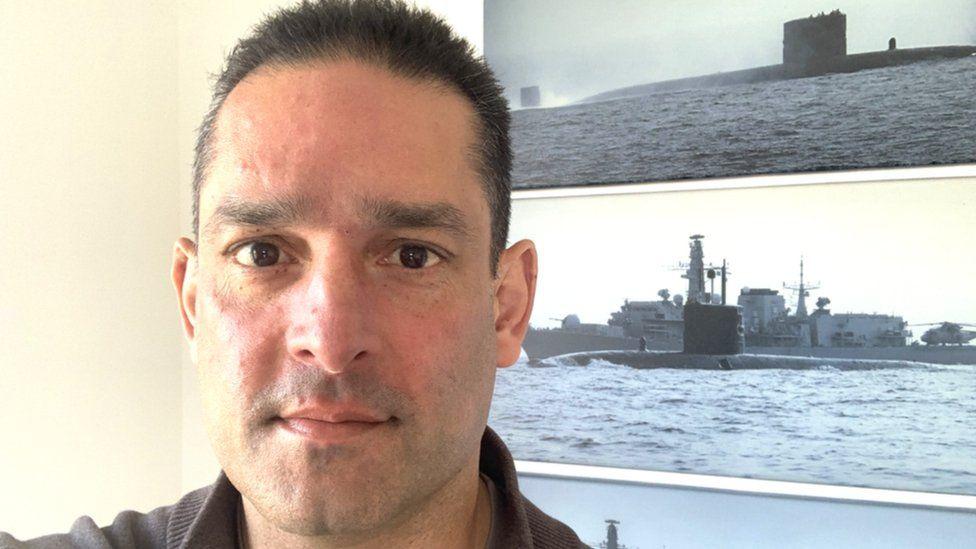 Commander Ryan Ramsey
