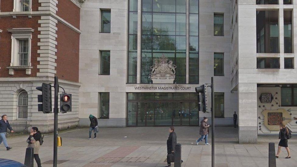 Wesminster Magistrates Court