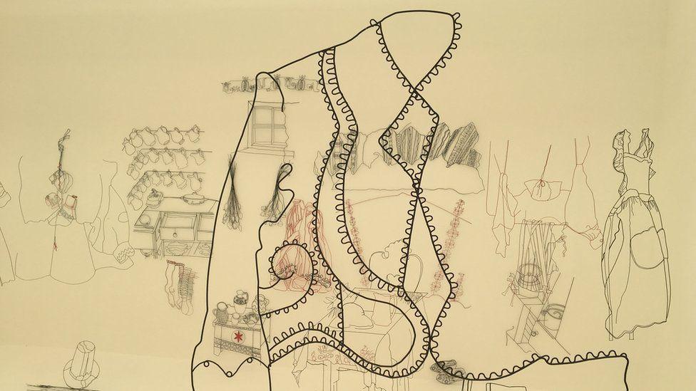 'Ystafell' Julia Griffiths Jones