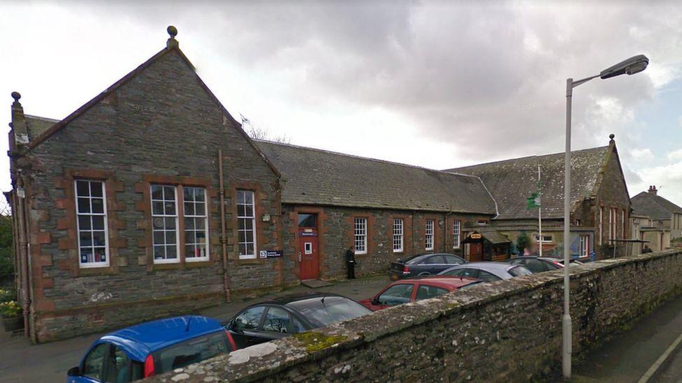 Garlieston Primary