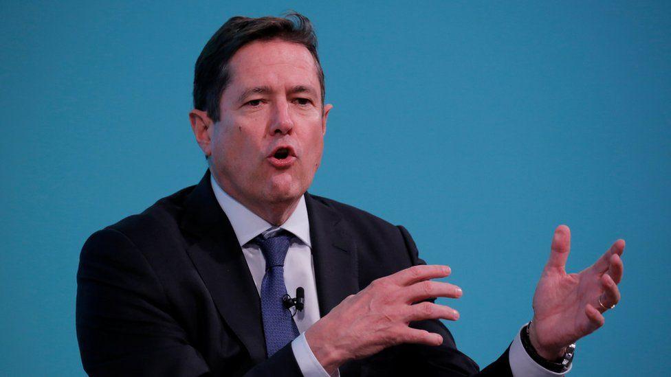 Jes Staley, Barclays chief executive