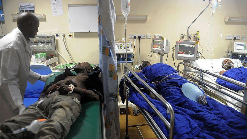 doctor in kenyatta national hospital