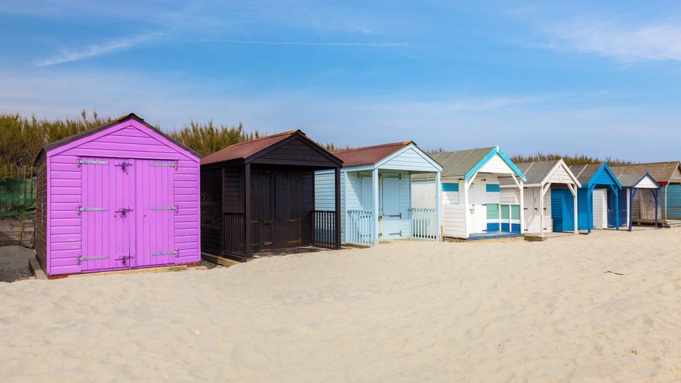 West Wittering beach is a sandy paradise