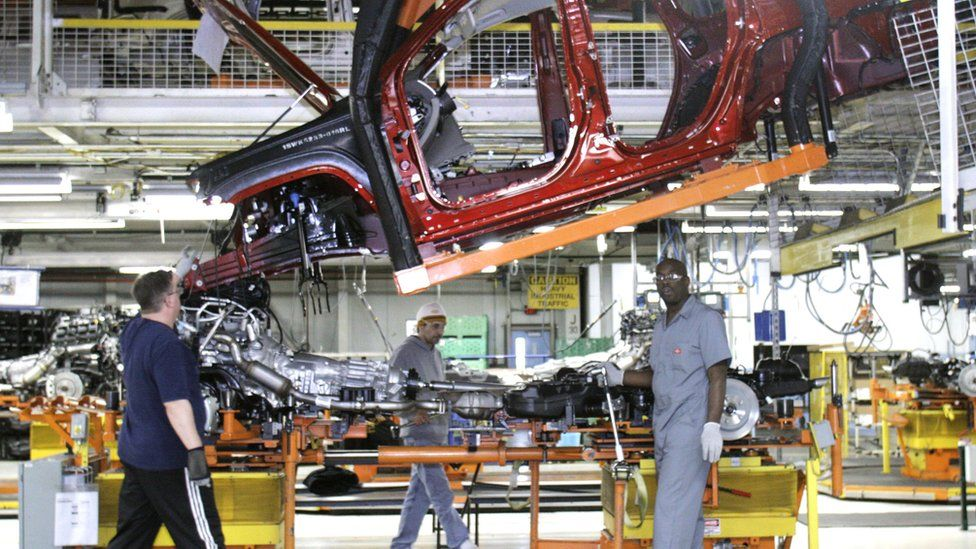Fiat Chrysler plant