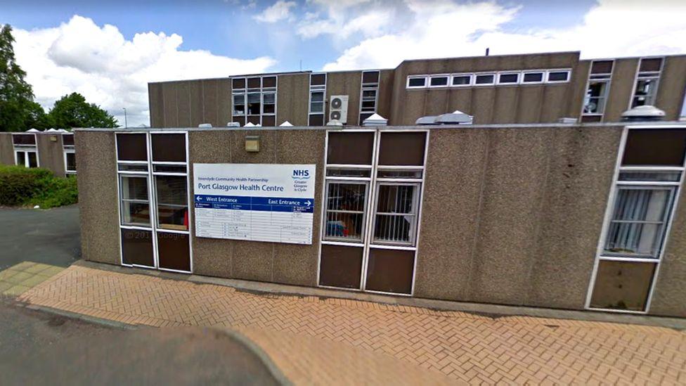 Port Glasgow Health Centre
