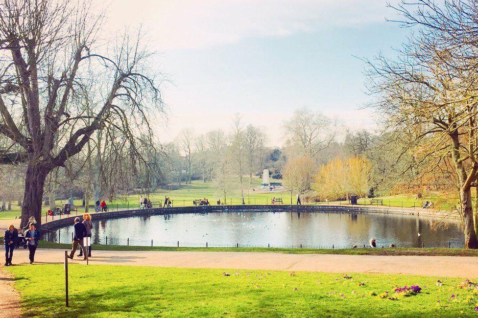 Image taken at Christchurch park in Suffolk
