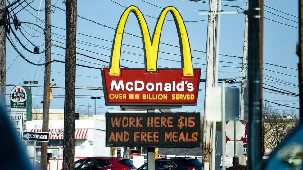 McDonald's owners offer childcare to attract staff thumbnail
