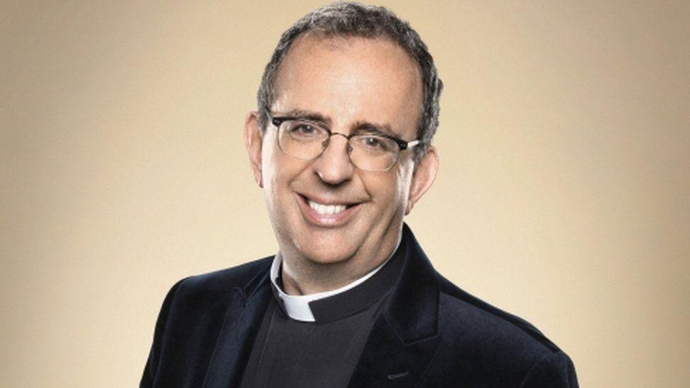 The Reverend Richard Coles