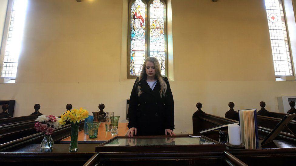Dover memorial service