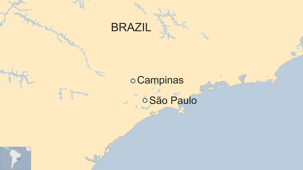 Brazil Sao Paulo Campinas