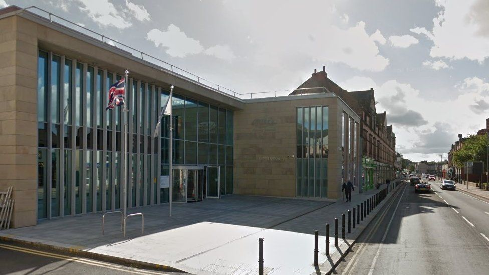 Cumbria County Council, Botchergate