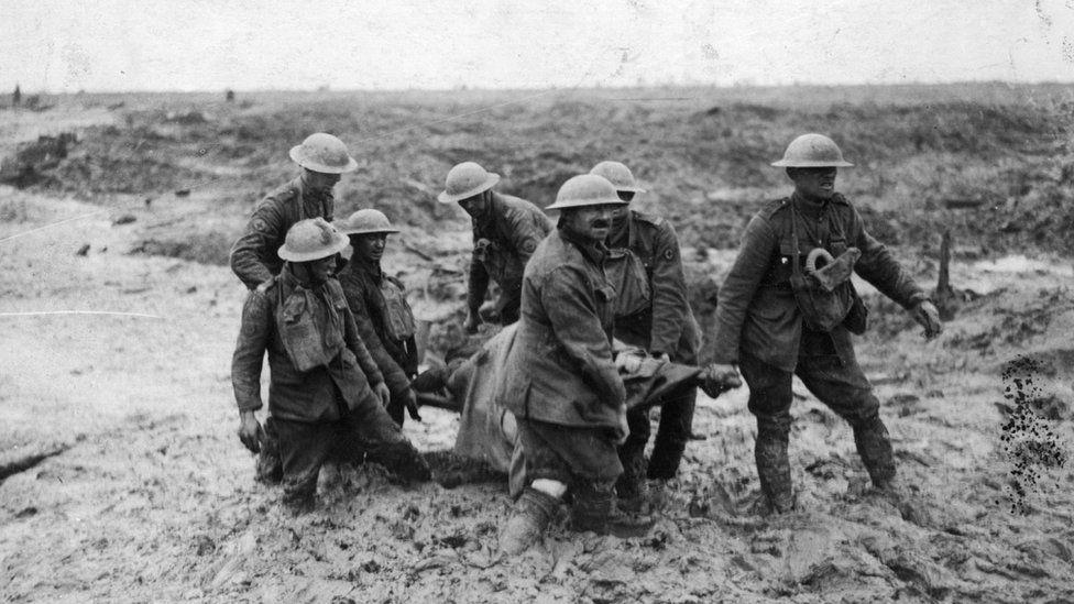 milwyr Ypres