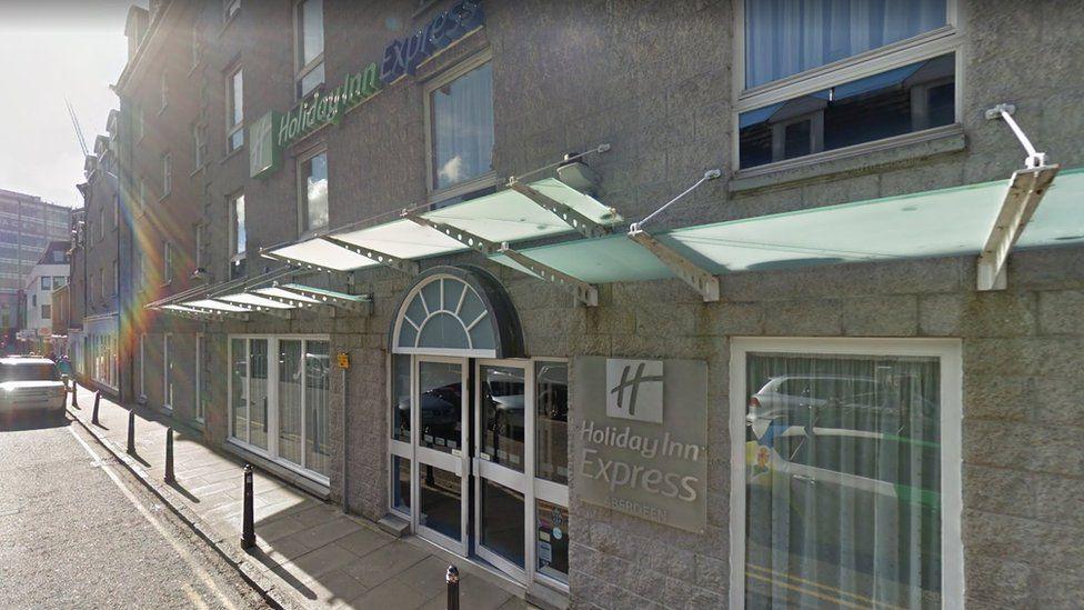 Holiday Inn Express, Aberdeen