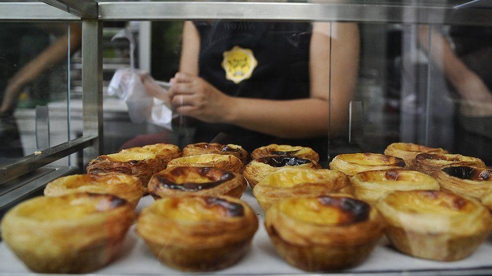 Pasteis de nata', Lisbon's typical pastry