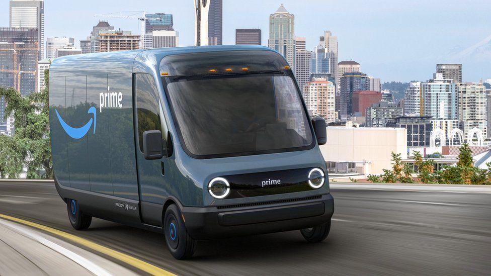 Amazon electric vehicle