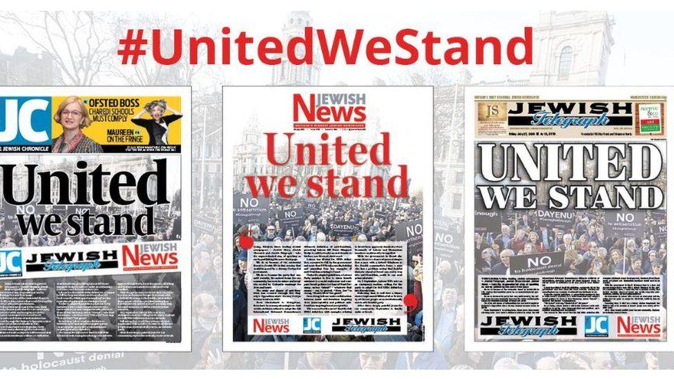 Jewish newspapers