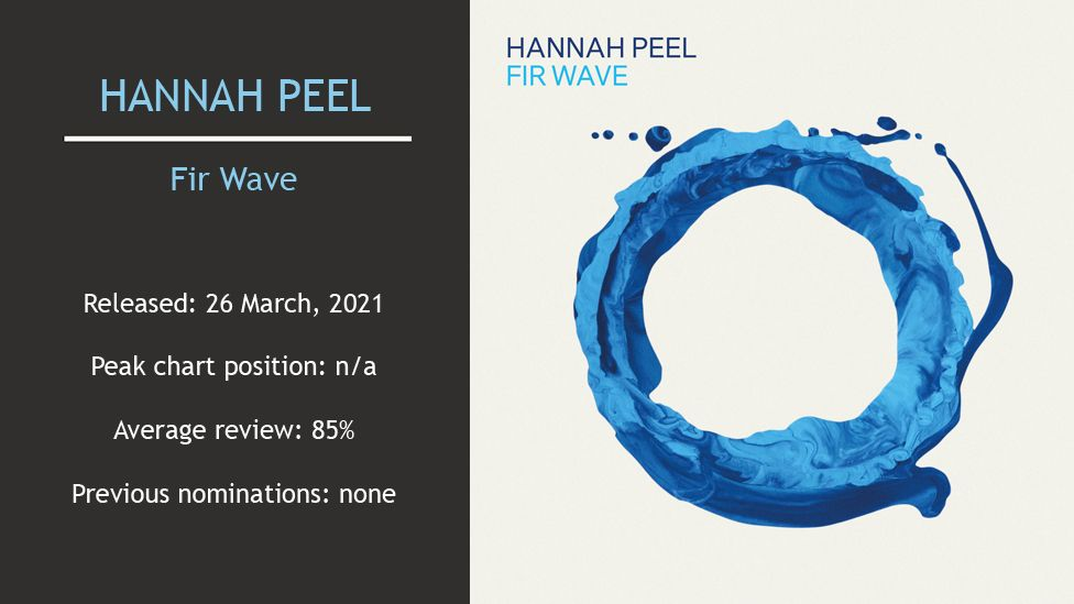 Hannah Peel album cover