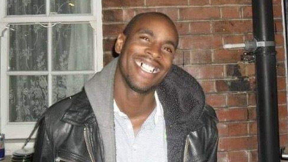 Jamal Powell