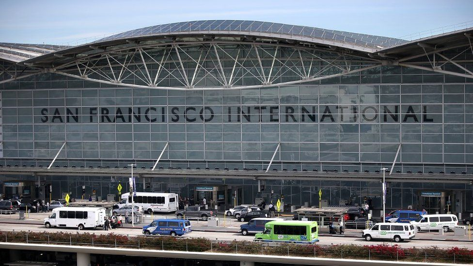 San Francisco International Airport was been named the best airport in North America for customer service by Skytrax