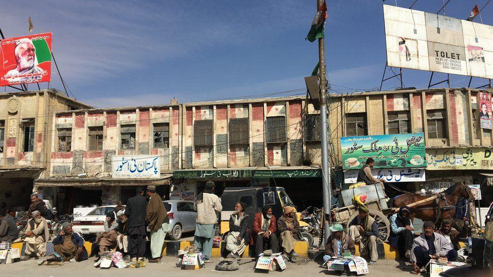 Quetta's Meezan Chowk