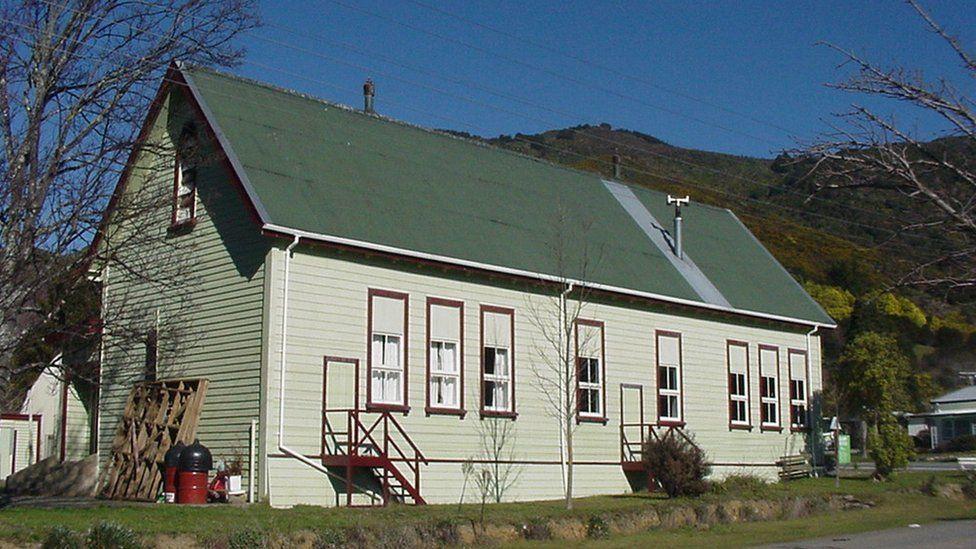 Havelock School, South Island, New Zealand