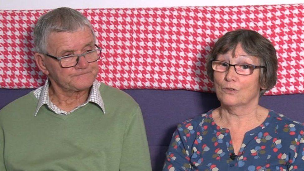 David and Margaret Parkes