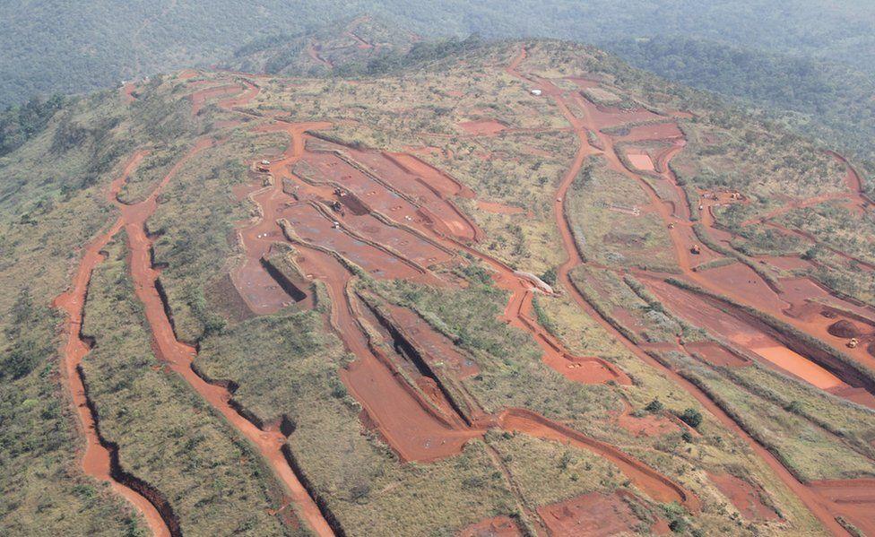 The Simandou Project in Guinea