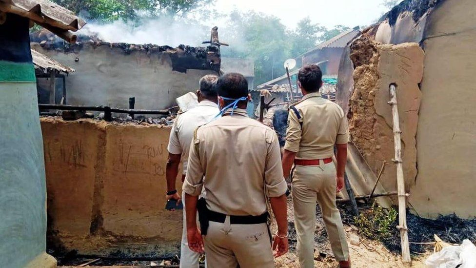 Clashes in West Bengal
