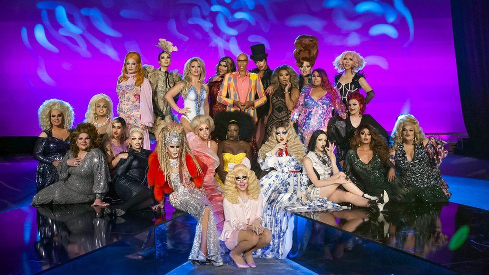 Why RuPaul's Drag Race is big business - BBC News