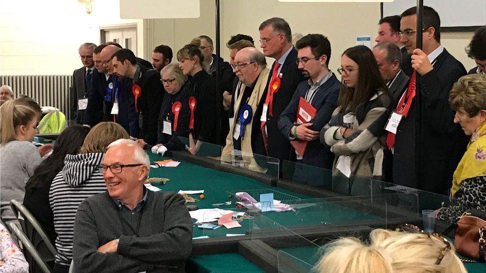 Harlow election