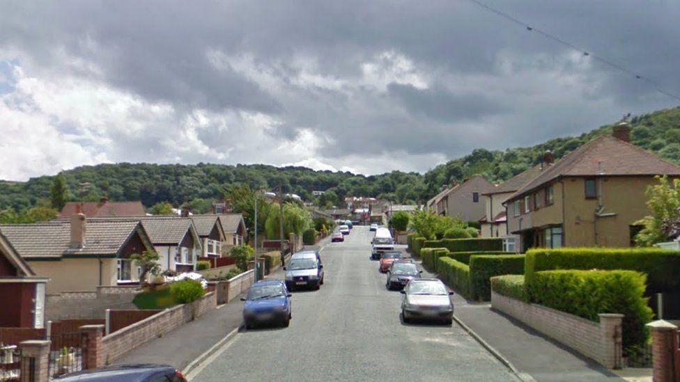 The farmland is off Ffordd Gwilym, Meliden