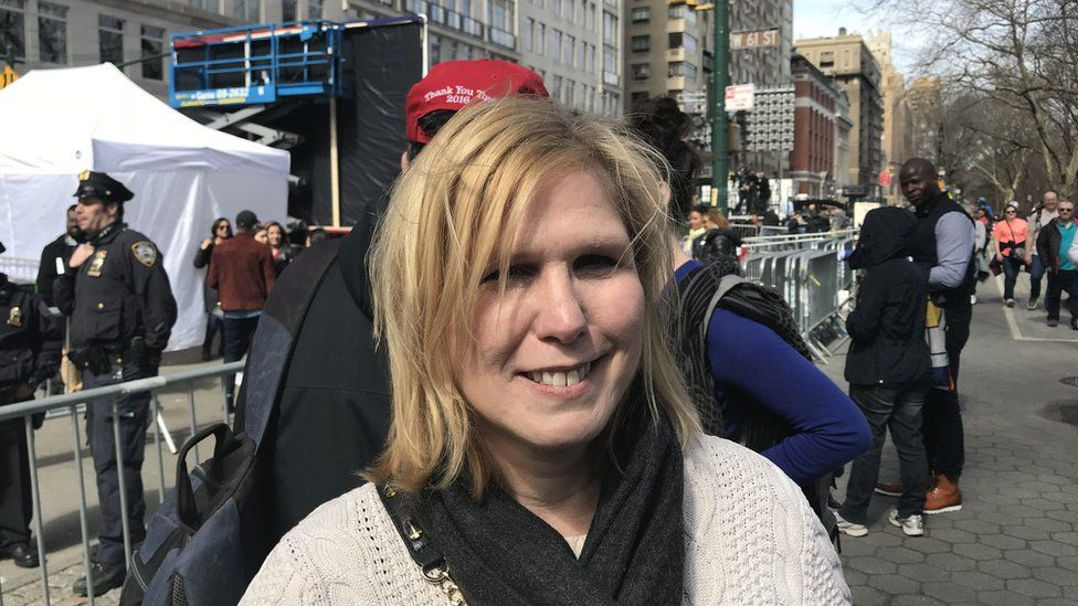 Elaine Bartley, an attorney in New York City