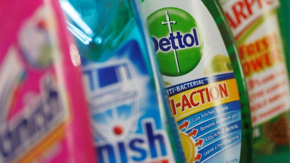Reckitt products