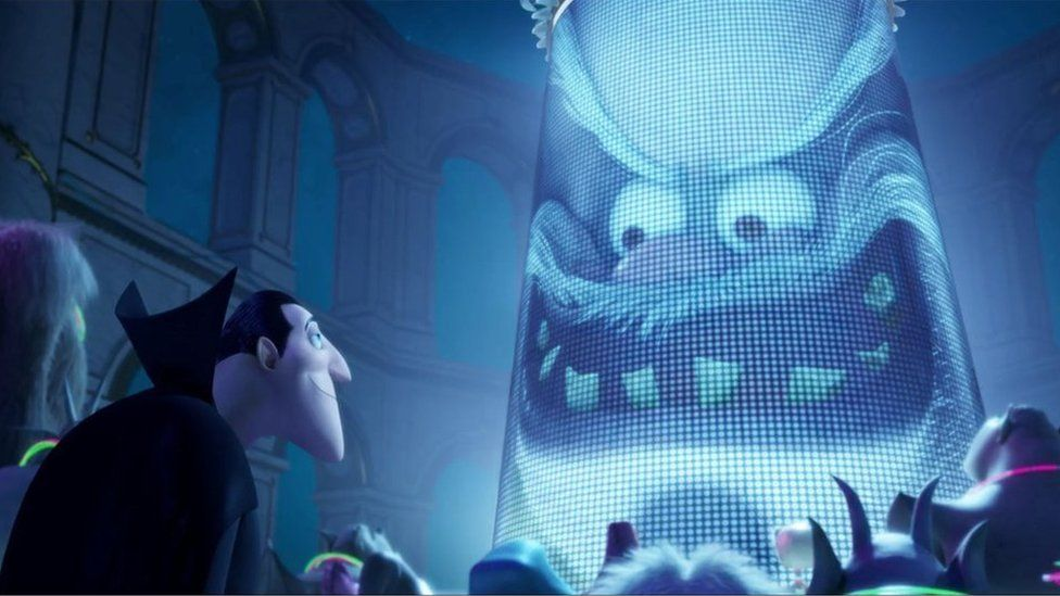 Hotel Transylvania 3 - Sony Pictures Animation